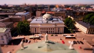 Helsingin keskustatunnelin rakentaminen tulisi aloittaa