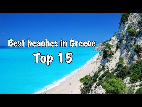 Top 15 Best Beaches In Greece 2020