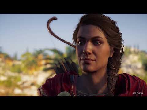 RPG Mechanics :  Behind the Odyssey de Assassin's Creed Odyssey