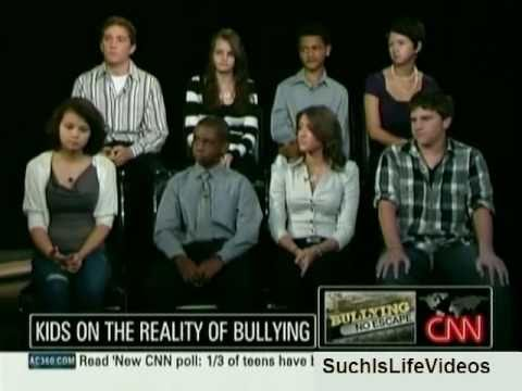 AC360 - Kids On The Reality Of Bullying