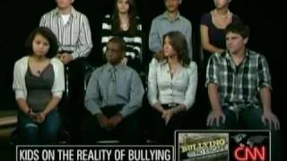 AC360 - Kids On The Reality Of Bullying - Video Youtube