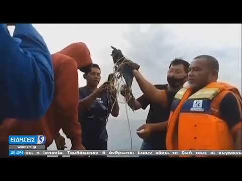 Συνεχίζονται οι έρευνες για την αεροπορική τραγωδία στην Ινδονησία | 09/01/21 | ΕΡΤ