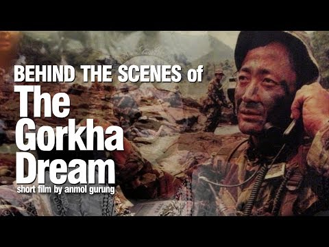 The Gorkha Dream BTS