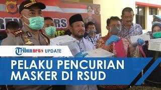 Pegawai RSUD di Cianjur Diduga Curi Masker, Dijual Rp100.000 hingga Beli Motor
