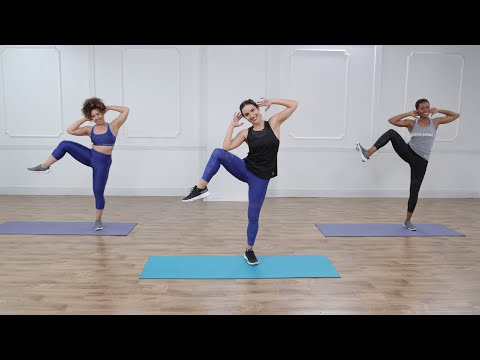 10-Minute Tabata Workout to Sweat Away Stress