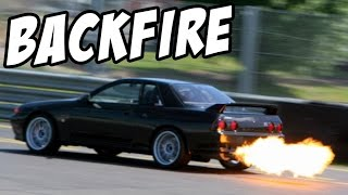 Backfire Compilation #1 | 2-Step - Anti-Lag