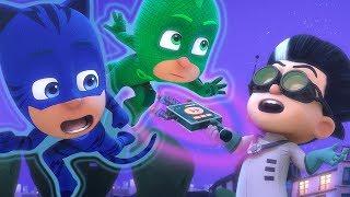 Герои в масках | Кэтбой и Прыго-дозер | HD | мультики для детей