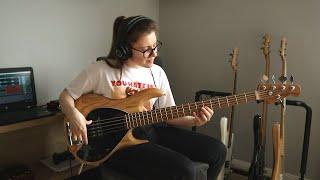 Dua Lipa - We're Good (Bass Cover)