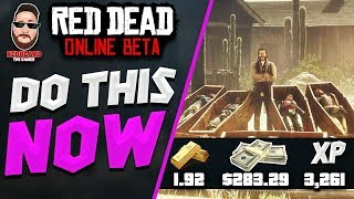 💰You NEED to do this NOW! in Red Dead Online