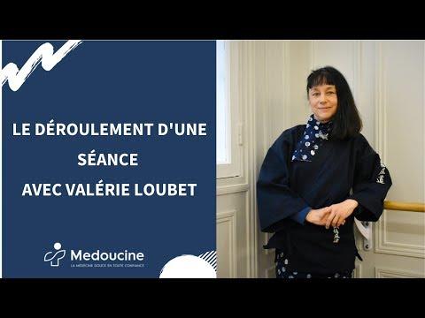 Le déroulement d'une séance avec Valérie LOUBET