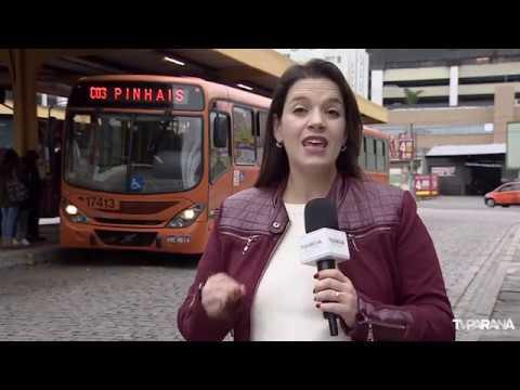 TV Paraná Turismo - Redução Passagem Ônibus | (05/09/2019)