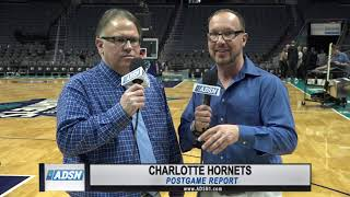 Hornets Fall to Warriors | Post game Highlights