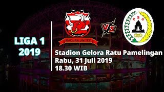 VIDEO: Live Streaming Liga 1 2019 Madura United Vs PSS Sleman Rabu (31/7) Pukul 18.30 WIB