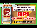 BPI Online Banking Registration: How to Register in BPI Online Banking 2020 (LATEST AND UPDATED!)
