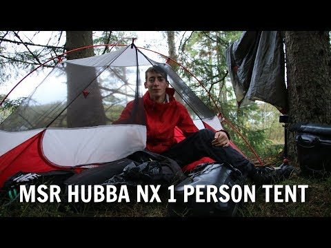 MSR Hubba NX Tent Review