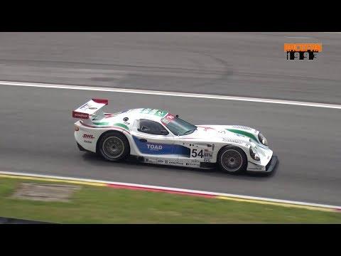 Panoz Esperante GTR-1 GT1 1997  Sound Spa Francorchamps 2019