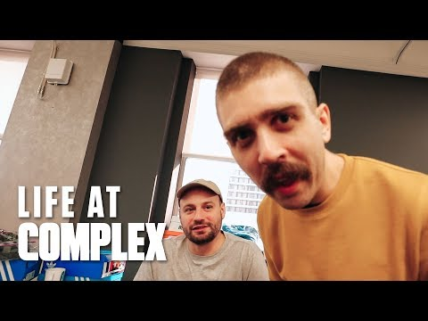 New Complex Sneakers & Sports Podcast!...