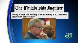 Philadelphia Mayor Jim Kenney Reportedly Considering Run For Pennsylvania Governor