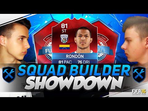 FIFA 16 - iMOTM RONDÓN SQUAD BUILDER SHOWDOWN w/ Bazsi [HUN] letöltés