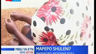 Mwanafunzi aachishwa shule baada ya madai ya kuvamiwa na mapepo