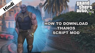how to download thanos mod gta 5 xbox one - TH-Clip