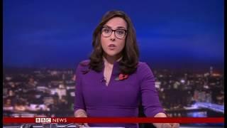 Timed Summary - BBC World News - US Eve peak/Asia Breakfast