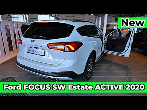 New Ford FOCUS SW Estate ACTIVE 2020 Review Interior Exterior