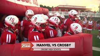 Manvel vs Crosby 9-8-18