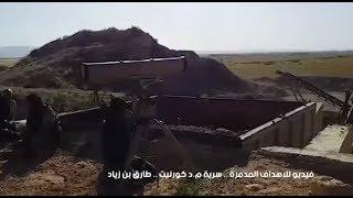 Использование ПТРК «Корнет-Э» в боях за Триполи попало на видео