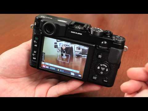 Fuji Guys - Fujifilm X10 Part 3 - Top Features