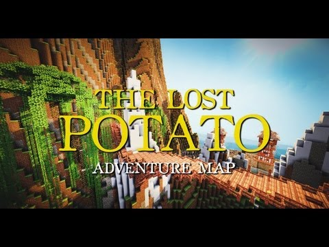 Adventure map the lost potato 1710 played by the yogscast adventure map the lost potato 1710 played by the yogscast gumiabroncs Gallery
