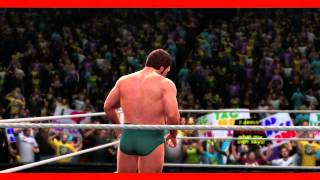 WWE 2K14 Entrances & Finishers Videos: Bruno Sammartino
