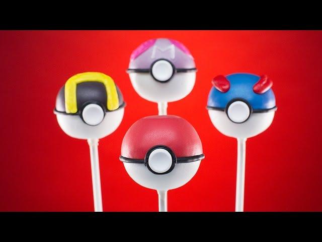 Pokemon-pokeball-cake-pops