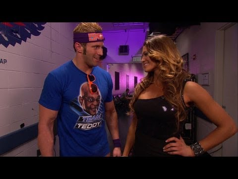 Zack Ryder will have to wait for a kiss from Eve - Raw,
