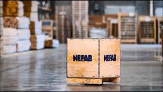 NEFAB Embalaje para exportación