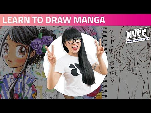 Learn to Draw Manga in 15 Minutes Flat!