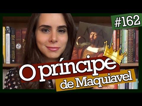 O PRÍNCIPE, DE NICOLAU MAQUIAVEL (#161)