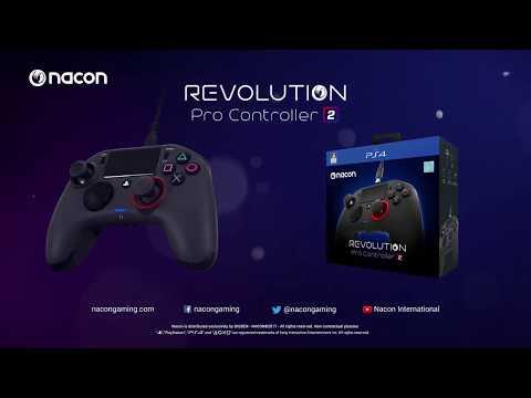 Видео № 0 из игры Nacon Revolution Pro Controller 2 (Б/У)