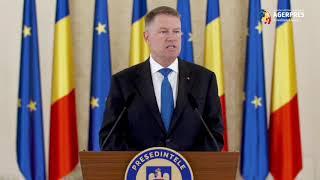 Iohannis: Nu discutăm de o mutare a Ambasadei României de la Tel Aviv la Ierusalim
