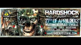 Partyraiser vs. Tieum @ Hardshock Festival 2013