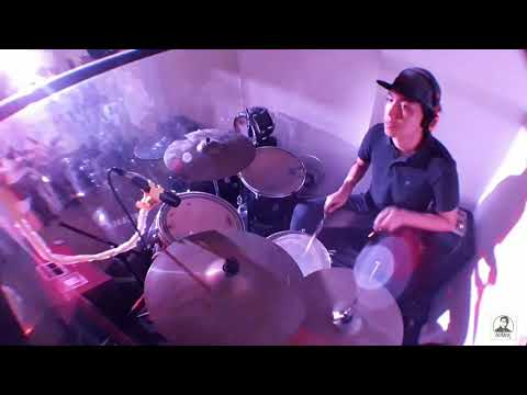God is here (drum cover) praise and worship by JTC BAND