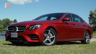 Mercedes-Benz E-Class Review - The Worlds Most Intelligent Luxury Sedan