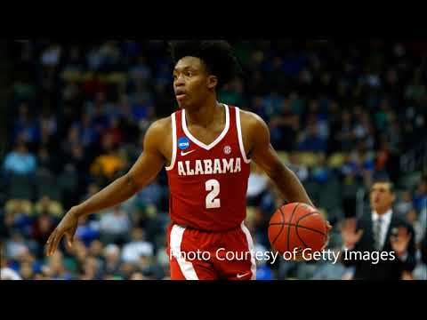 Alabama Guard Collin Sexton discusses his preparation for the NBA Draft