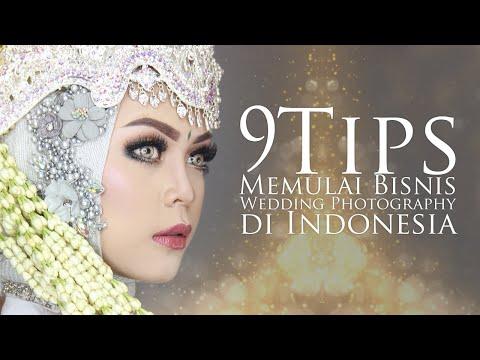 Video 9 TIPS MEMULAI BISNIS WEDDING PHOTOGRAPHY DI INDONESIA