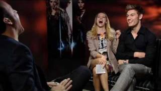 Я – Четвертый , I AM NUMBER FOUR - Dreamworks - Director & cast interview - On DVD & Blu-Ray July 6