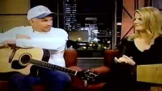 Trisha Yearwood and Garth Brooks Sing Heart like a sad song
