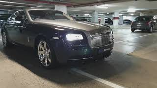 Revive Detailing Gold Coast white glove detailing service – Rolls Royce Wraith
