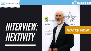 Nextivity: It's History & The Future – Interview with CEO, Werner Sievers
