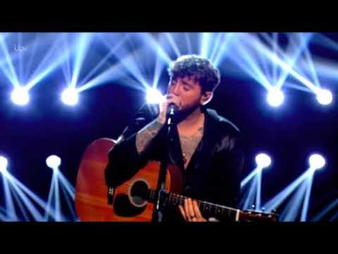 James Arthur - Empty Space (Acoustic) - The Jonathan Ross Show - 15/12/18
