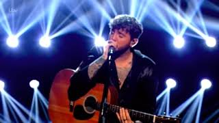 James Arthur   Empty Space (Acoustic)   The Jonathan Ross Show   151218
